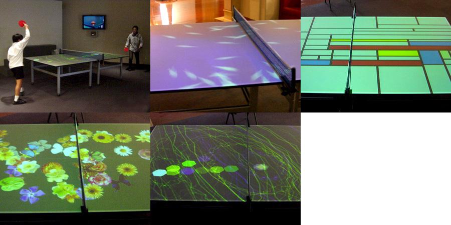 Ping Pong Plus 展示:熊本市現代美術館